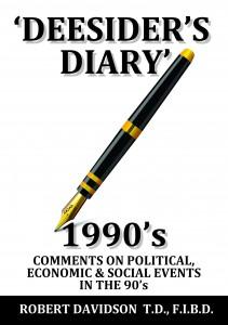 Deesider's Diary by Robert Davidson